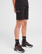 Supply & Demand Barrier Fleece Cargo Shorts Junior