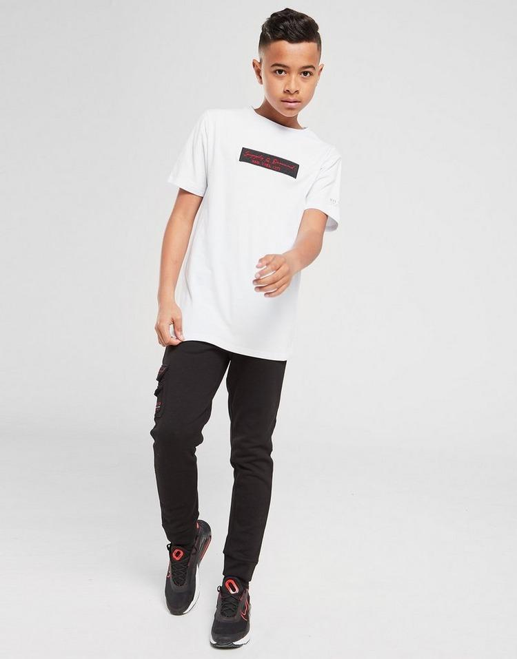 Supply & Demand Barrier T-Shirt Junior