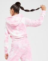 JUICY COUTURE Tie Dye Velour Hoodie