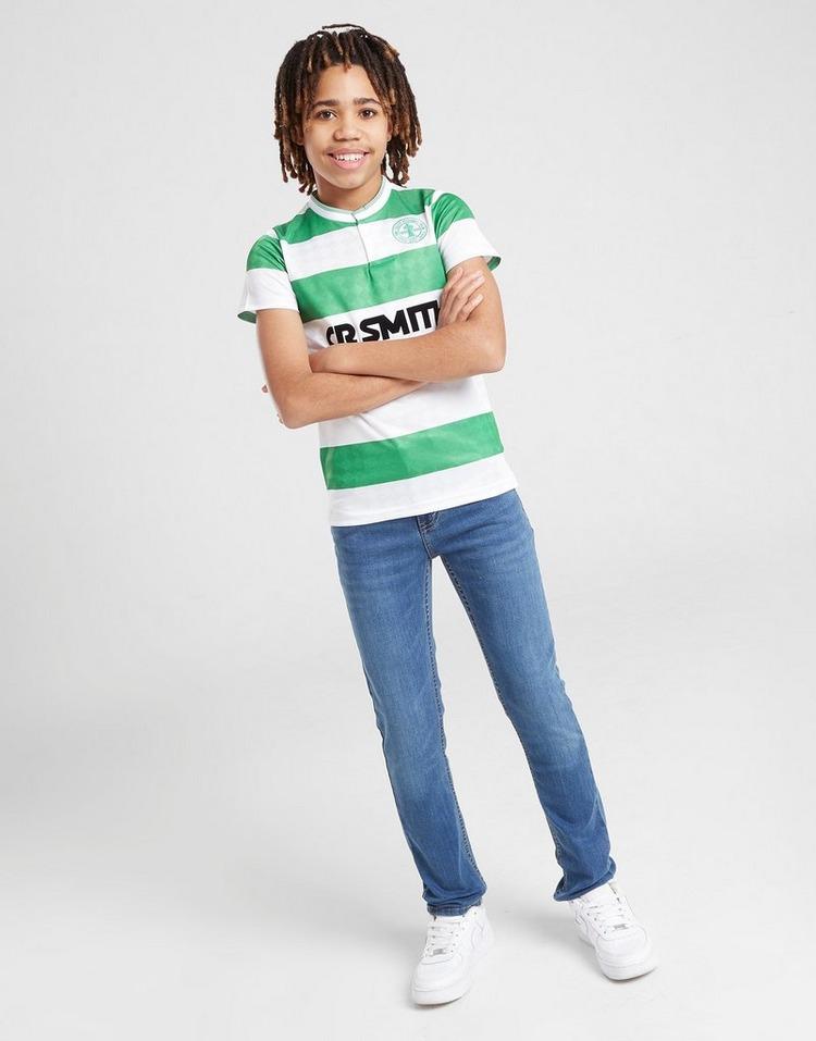 Celtic Retro Celtic FC '88 Home Shirt Junior