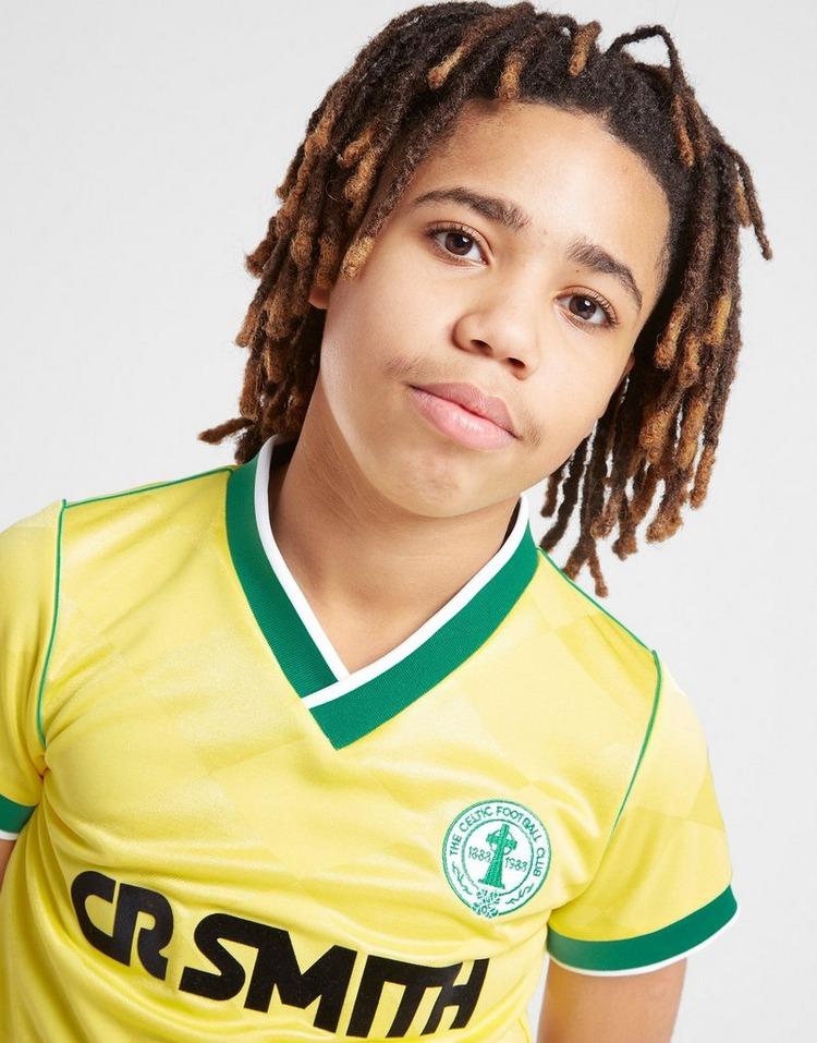 Celtic Retro Celtic FC '88 Away Shirt Junior