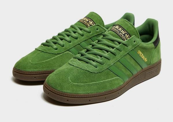 Acheter Vert adidas Originals Chaussures de Handball Spezial Homme