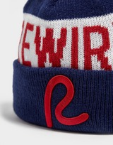 Rewired Embroidered Bobble Hat