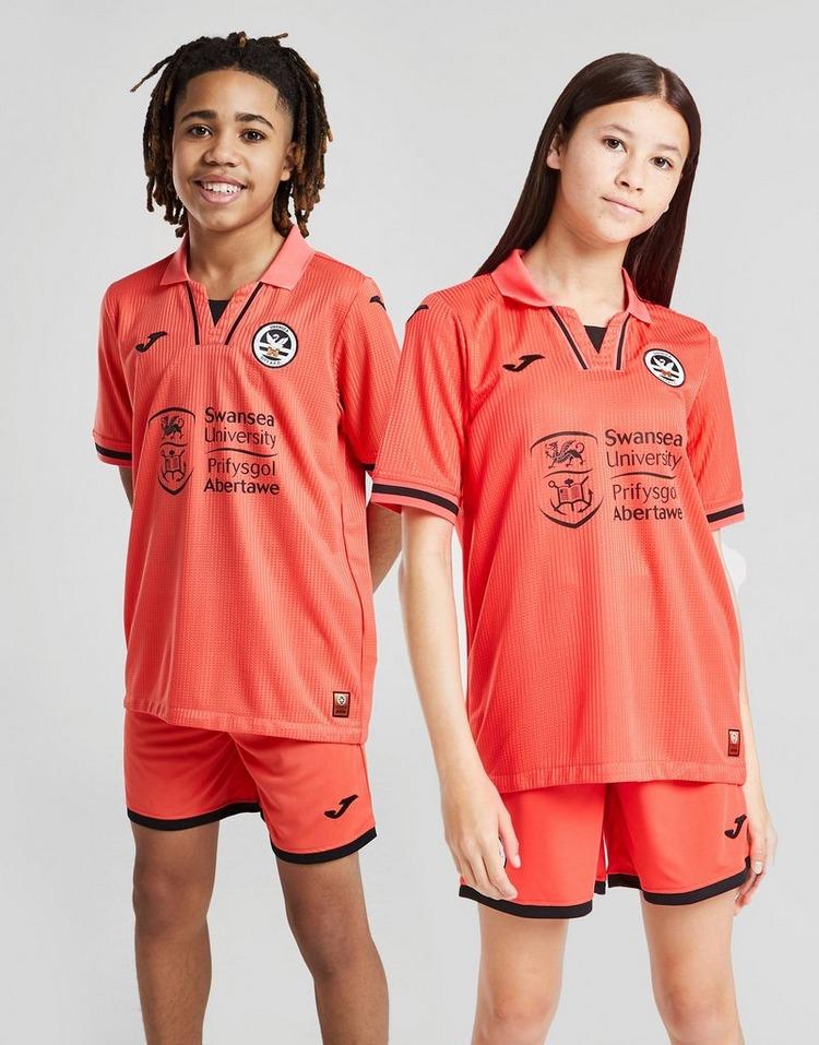 Joma Swansea City 2021/22 Third Shirt Junior