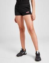Puma Girls' French Terry Run Shorts Junior