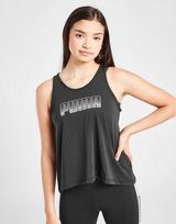 Puma Girls' Fitness Runtrain Tank Top Junior