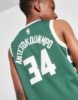 Nike NBA Milwaukee Bucks Jersey Junior