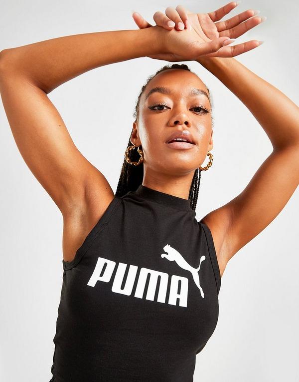 Acheter Noir Puma Débardeur Core Slim Femme