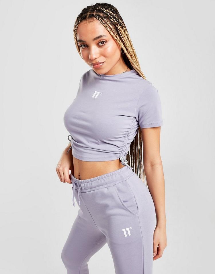 11 Degrees T-Shirt Croisé Femme