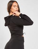 11 Degrees Sweat à Capuche à Lacets Femme