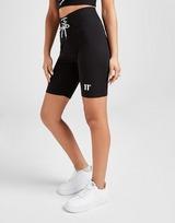 11 Degrees Short Cycliste à Lacets Femme