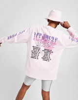 Supply & Demand Ice Cube Long Sleeve Graphic T-Shirt