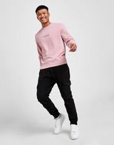 Fred Perry Central Mini Logo Sweatshirt