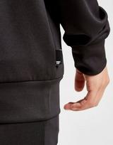 11 Degrees Cut & Sew Poly Full Zip Hoodie Junior