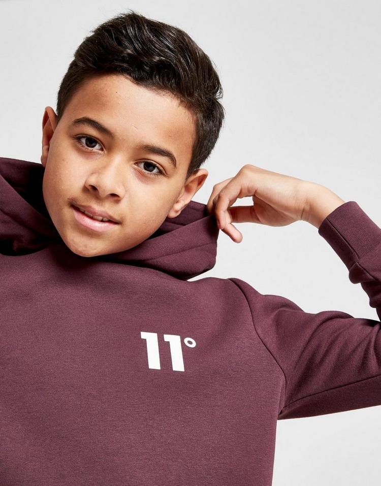 11 Degrees Sweat à Capuche Core Fleece Junior
