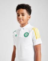 adidas Celtic FC Training Polo Shirt Junior