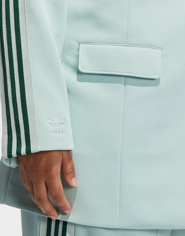 Compra Adidas X Ivy Park Chaqueta De Traje 3 Stripes Tallas Grandes En Verde