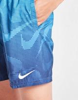 Nike All Over Print Fade Swim Shorts Junior