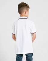 Fred Perry Twin Tipped Polo Shirt Children