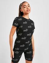 Puma Repeat Crop T-Shirt