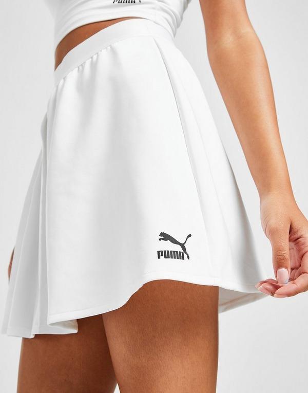 Acheter Blanc Puma Jupe de Tennis Classique Femme