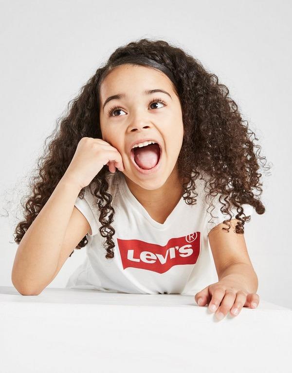 Levis T-Shirt Girls' Batwing para Criança