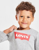 Levis Sweat-shirt Batwing Crew Bébé