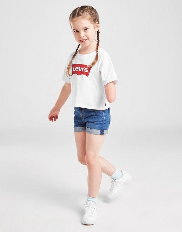 Levis Girls' Denim Shorts Children