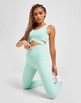 Gym King Legging Ribbed Femme