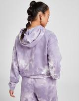 adidas Originals Sweat à Capuche Boyfriend Tie Dye Femme
