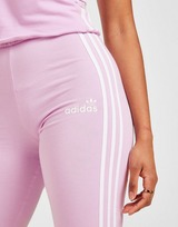 adidas Originals 3-Stripes Linear Cycle Shorts Donna