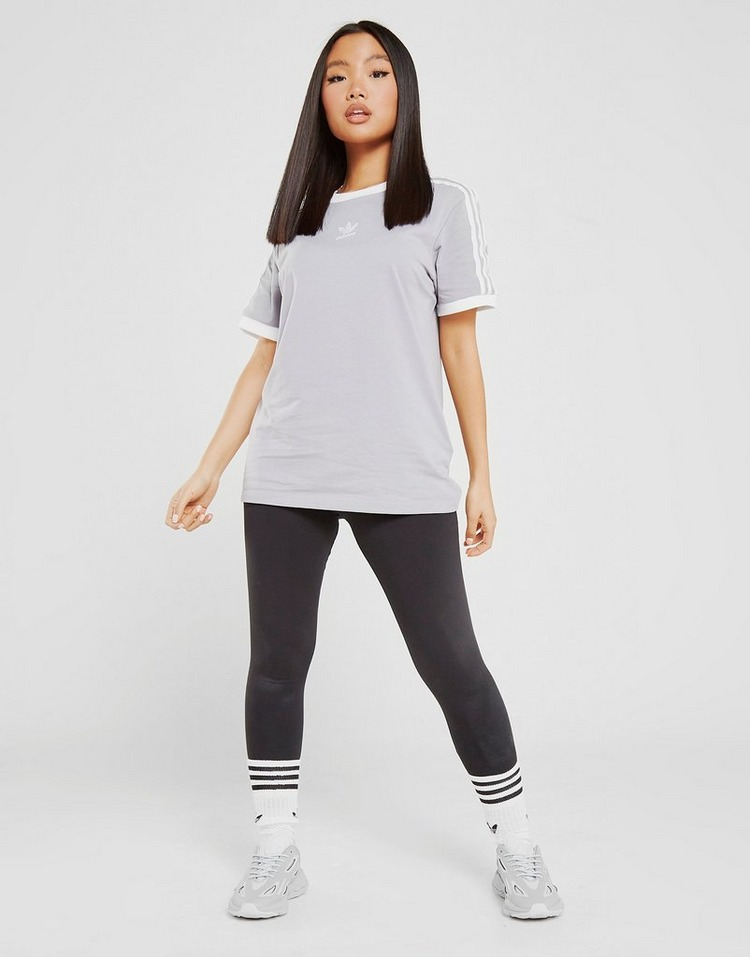 adidas Originals 3-Stripes Trefoil Boyfriend T-Shirt