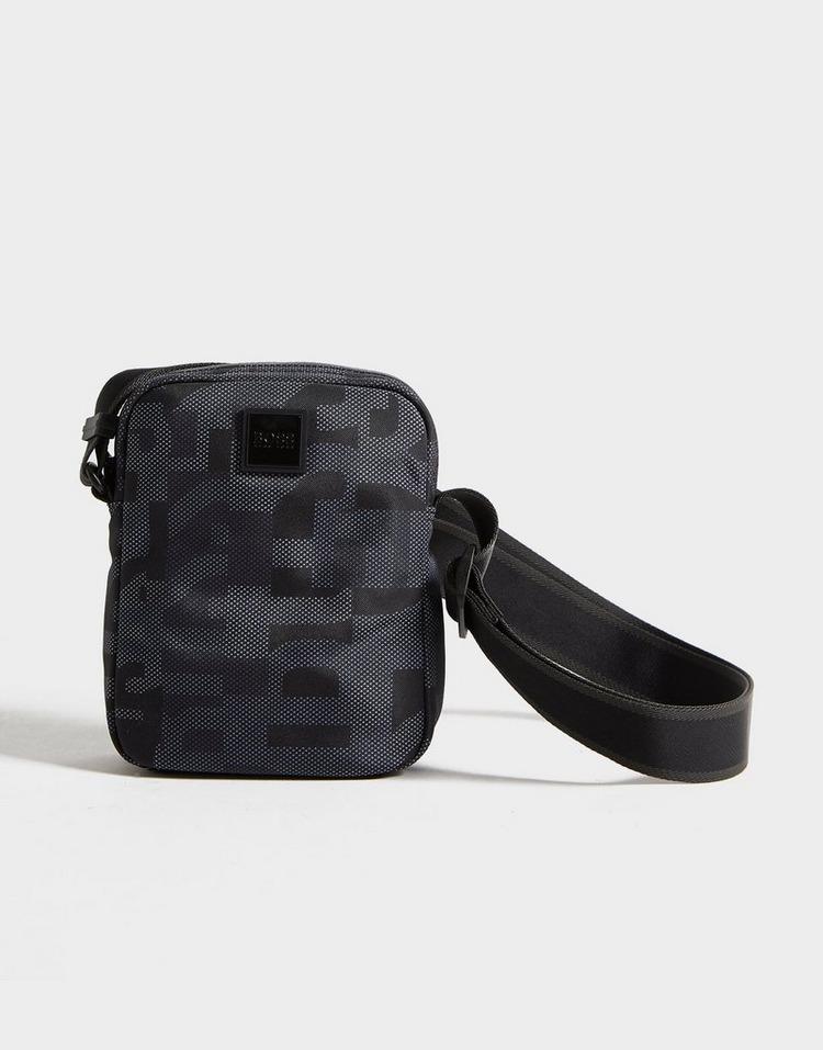 BOSS Pixel Camo Mini Cross Body Bag