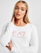 Emporio Armani EA7 Core Logo Long Sleeve T-Shirt