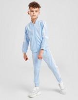 adidas Originals Linear All Over Print SS Tracksuit Children