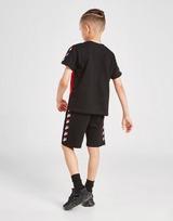Fila Repeat Logo T-Shirt/Shorts Completo Neonato
