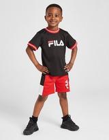 Fila Booker Mesh T-Shirt/Shorts Set Children