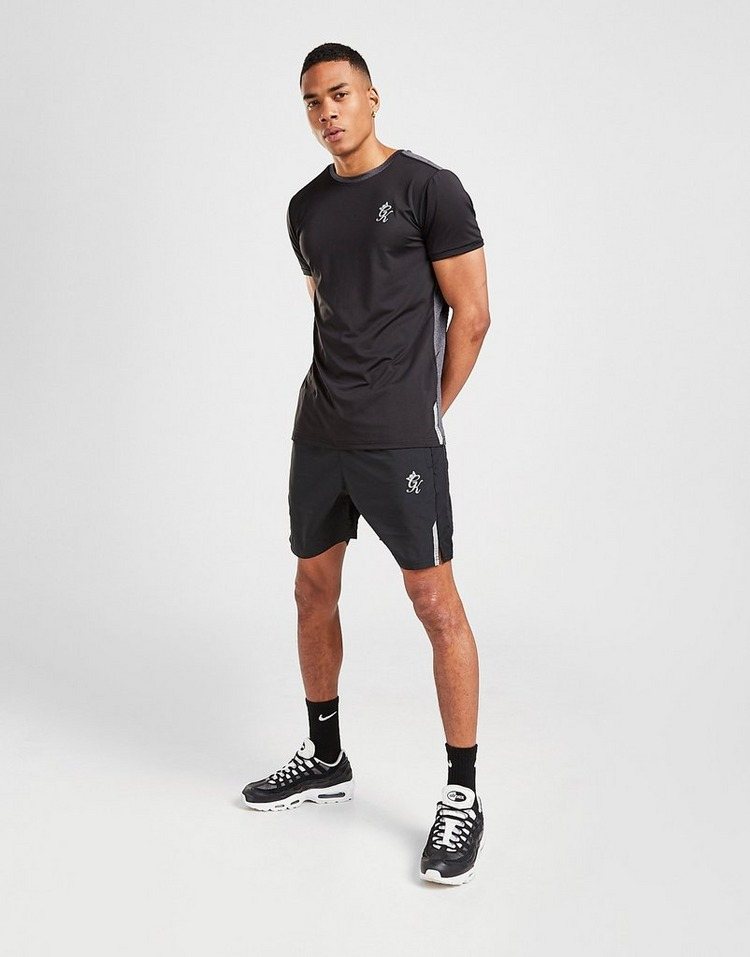 Gym King T-Shirt/Shorts Gym Set