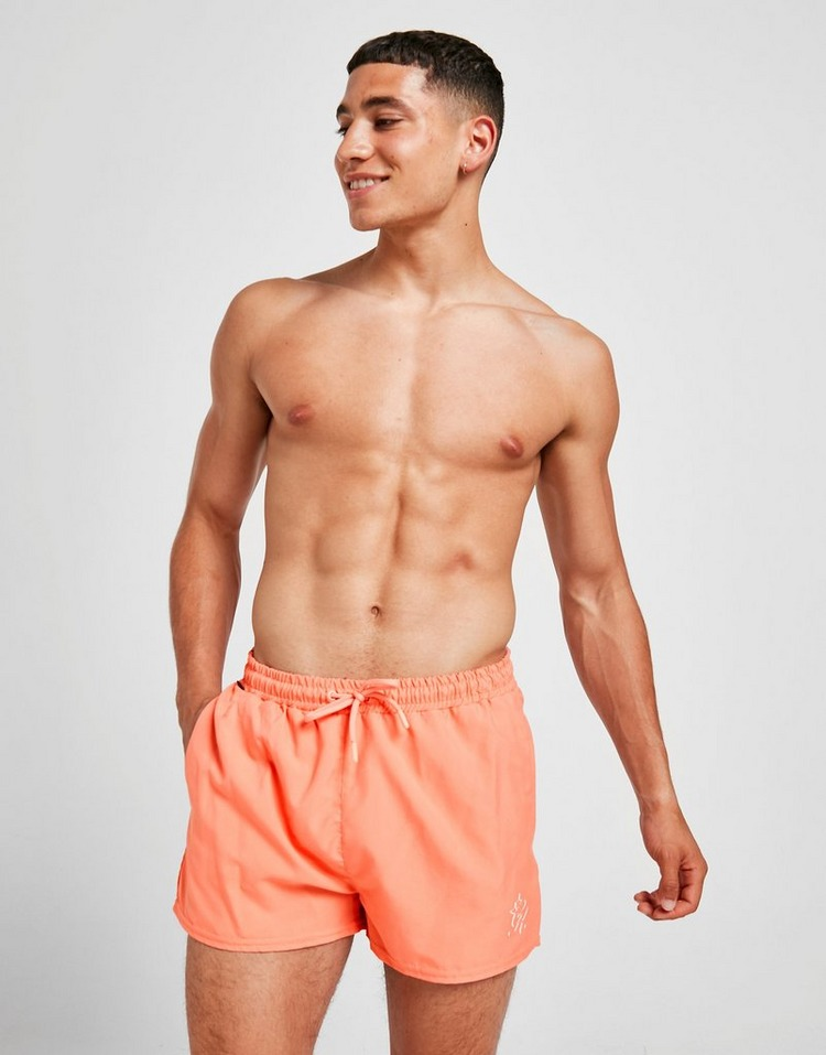 Gym King Short de Bain Shadow Homme
