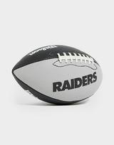 Wilson NFL Las Vegas Raiders Fan Junior American Football