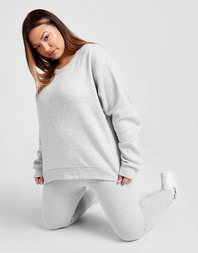 McKenzie Core Plus Size Crew Sweatshirt