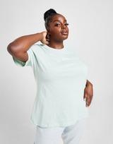 McKenzie Marl Plus Size Boyfriend T-Shirt