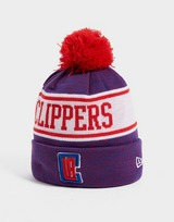 New Era NBA Los Angeles Clippers Pom Beanie Hat