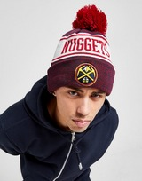 New Era NBA Denver Nuggets Pom Beanie Hat