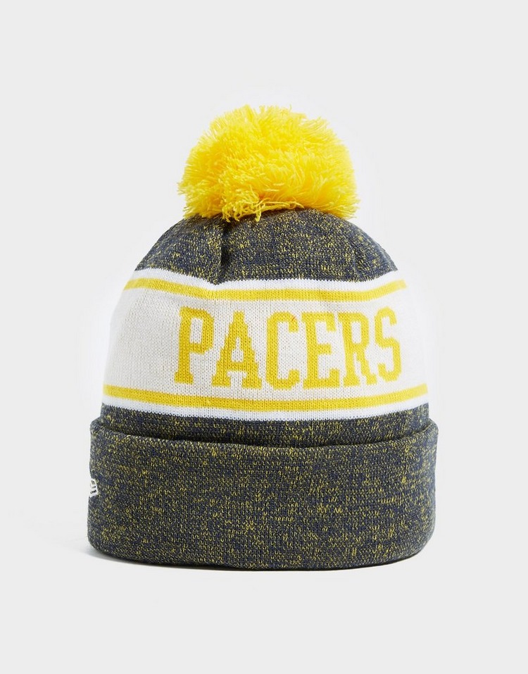 New Era NBA Indiana Pacers Pom Beanie Hat