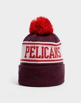 New Era NBA New Orleans Pelicans Pom Beanie Hat