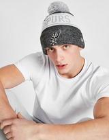 New Era NBA San Antonio Spurs Pom Beanie Hat