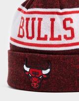 New Era NBA Chicago Bulls Pom Beanie Hat