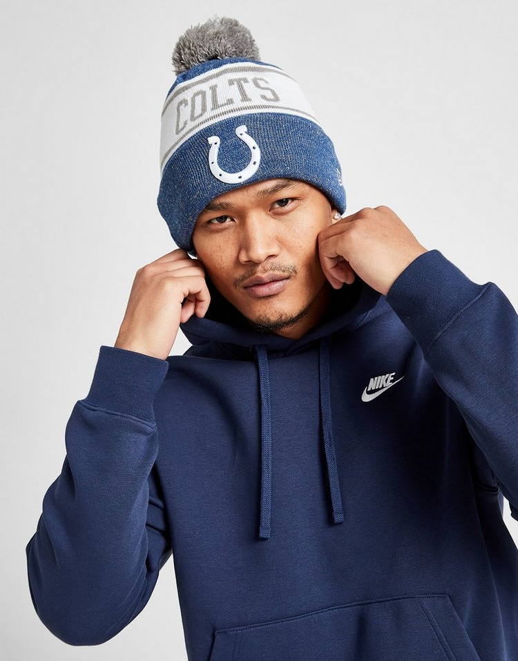 New Era NFL Indianapolis Colts Pom Beanie Hat