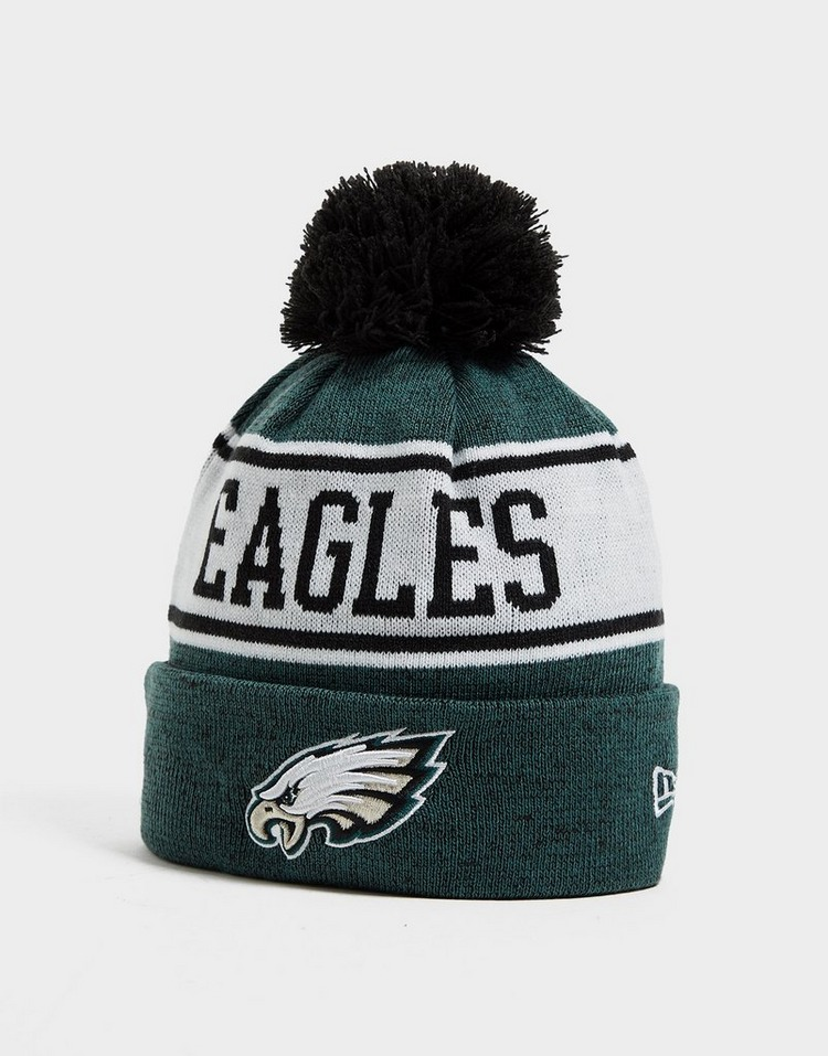 New Era NFL Philadelphia Eagles Pom Beanie Hat